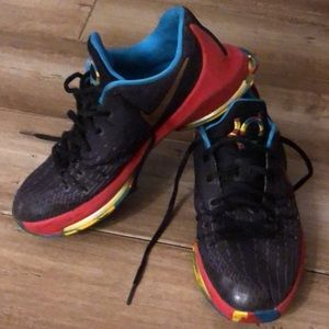 Nike KD 8 Moneyball GD sneakers size 6.5 youth
